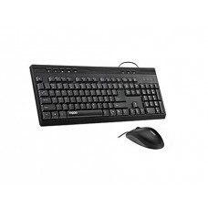 RAPOO WIRED KEYBOARD AND MOUSE COMBO NX1710