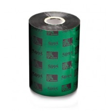 Zebra Resin Ribbon 110mm X 74m For Desktop Printers