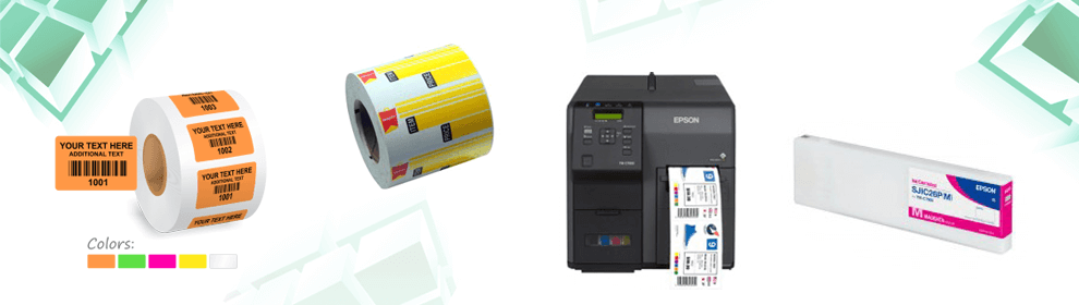 Labels & Barcoding Solutions