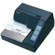 Epson TM-U295 - Impact slip printer, 2.1 lps, serial interface