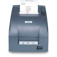 Epson TM-U220: TM-U220B - Impact printing, Ethernet interface, Auto-cutter. Includes US power supply.Color: Gray