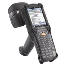 Motorola MC9190-Z - RFID handheld, 802.11a/b/g, 2D Imager, Color, 256MB/1GB, 53 key, Windows Mobile 6.5, Bluetooth, US Freq. based.