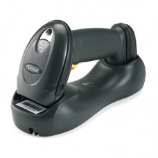 Zebra DS6878 - USB Kit, 2D Imager, Cordless. Includes charging/communications base and USB cable. Color: Black.