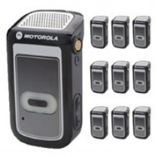 Motorola EWB100 Wireless Badge - EWB100 Team Badge (10-Pack)