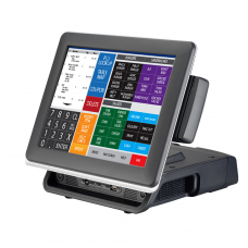 "Pegasus PowerPos lite Terminal,15"" Touchscreen (ELO 5-wire Resistive),320GB HDD,Intel Atom  D525 Dual-Core 1.8GHz,Standard stand for Standard Type,20x2 LCM Customer Display,Magnetic Card Reader track 1/2/3,12.1"", 330-nit LED LCD, No Touchscreen."