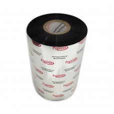 "Pegasus Premium Resin-D612,110mmx450mtr,1""core,without notch,Ink out"
