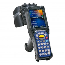 Zebra Motorola MC9200 - Gun, Wi-Fi (802.11a/b/g/n), 1D Standard Laser (SE965), VGA Color Screen, 1GB RAM/2GB Flash, 53-VT key, Windows CE 7.0, Condensation Resistant, Bluetooth, IST, RFID tag
