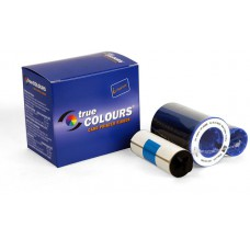 Zebra ID Card Ribbon - ZXP Series 8 I Series YMCK Color Ribbon, 625 print images per roll. This ribbon is used to print full-color text and images on one or both sides of a card. This ribbon is compatible with the ZXP Series 8 Printer.