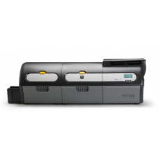 Zebra ZXP7, Bravo Series, Dual side Printer with Dual Side Laminator, USB and LAN