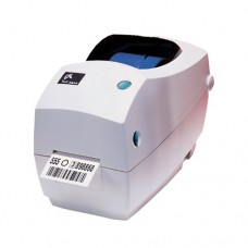 Zebra TLP 2824 Plus - Thermal transfer printing, 203 dpi, 2.25 print width, Serial and USB interfaces. Includes EU/UK Power cord.