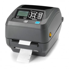Zebra ZD500R - UHF RFID Thermal transfer Printer, 300 dpi, 4 print width, LCD Display, USB/Serial/Parallel/Ethernet Interfaces. Cables sold separately.