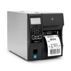 Zebra ZT410 - Thermal transfer Printing, 203 dpi, 4 print width, USB/RS-232/Ethernet/Bluetooth interfaces, ZPL & EPL.