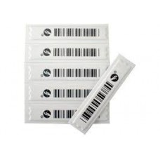 AM soft label (Sensormatic)  Barcode Label ZLAPXS2 / AM-S801 5000 x Labels per box ,(LxWxD) 45.2 x 10.67 x 1.89 mm