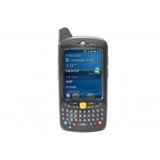 Motorola MC67 - Wi-Fi (802.11a/b/g/n), GPS, 4G WWAN HSPA+, 2D Imager, Camera, Windows Mobile 6.5, 512MB/2GB, QWERTY Keypad, Bluetooth, Extended 1.5 X 3600 Mah Battery.