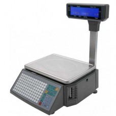 LS2600p Label Scale/With Pole..