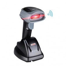 Pegasus PS2190 2d/1D Cordless Laser Scanner, Black, USB, Cradle